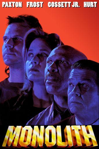 Monolith Poster