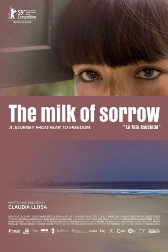 The Milk of Sorrow Poster