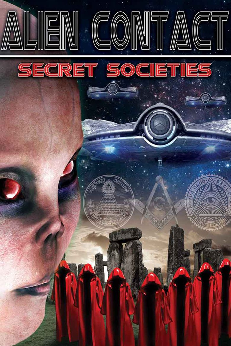 Alien Contact: Secret Societies Poster