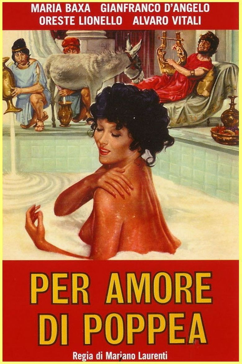 For the Love of Poppea Poster