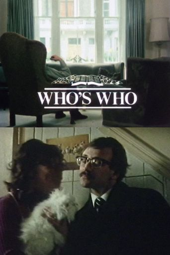 Who's Who Poster