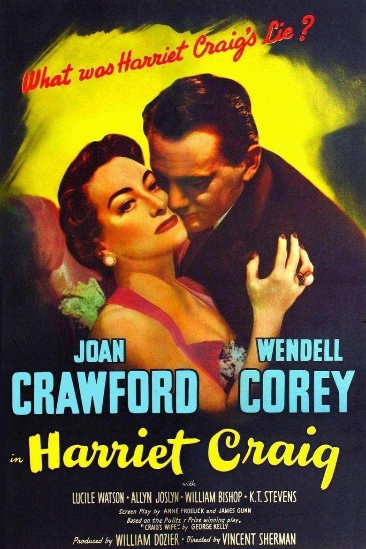 Harriet Craig Poster