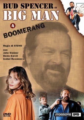 Big Man: Boomerang Poster
