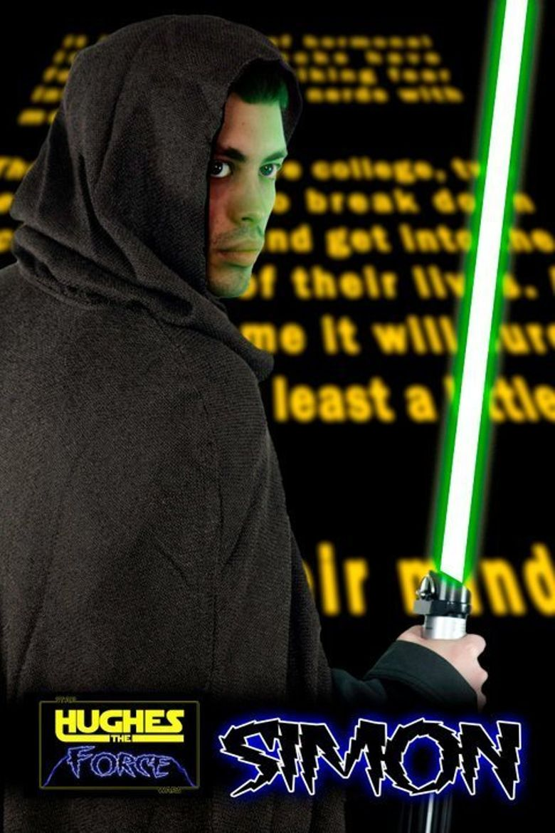 Hughes the Force Poster