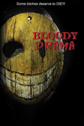 Bloody Drama Poster