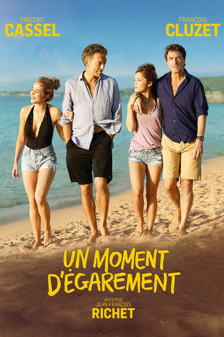 One Wild Moment Poster