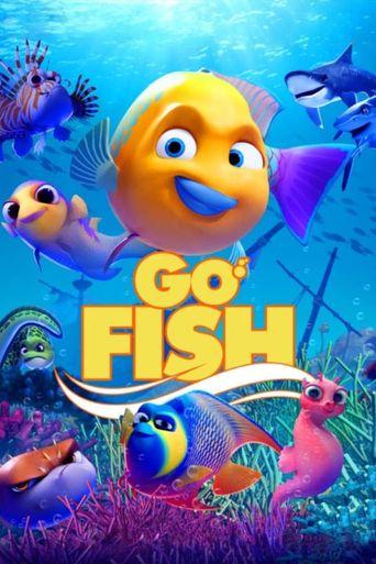 Go Fish Poster
