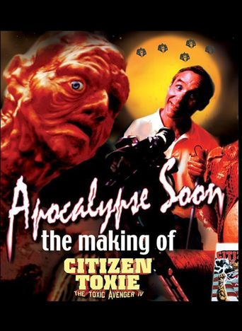Apocalypse Soon: The Making of 'Citizen Toxie' Poster