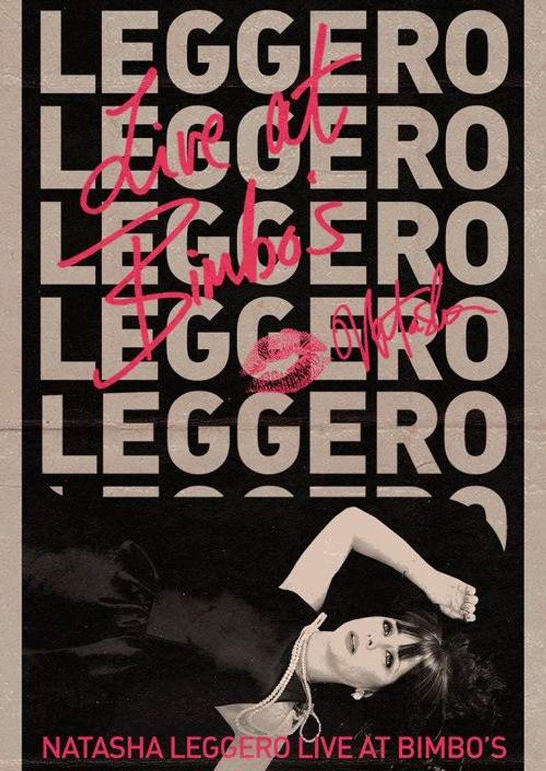Natasha Leggero: Live at Bimbo's Poster