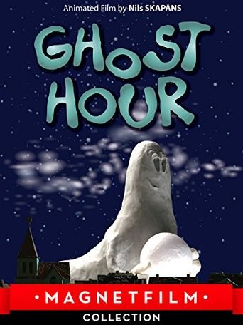 Ghost Hour Poster