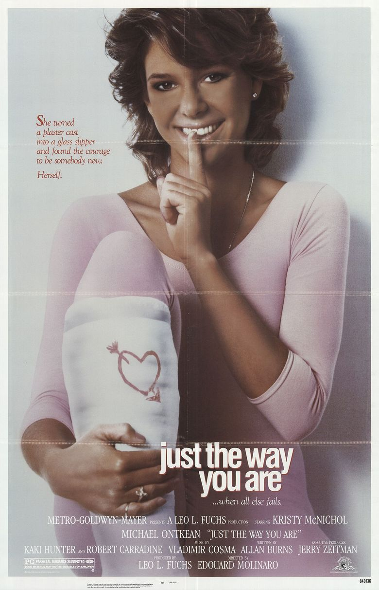 Just the Way You Are Poster