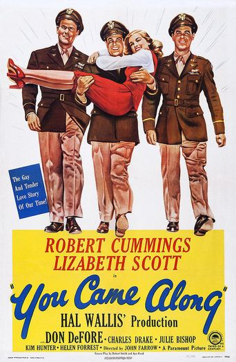 You Came Along Poster