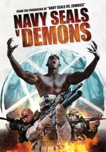 Navy SEALS v Demons Poster