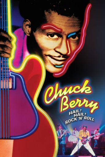 Chuck Berry: Hail! Hail! Rock 'n' Roll Poster