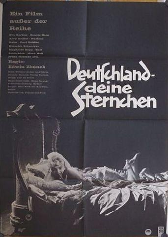 Deutschland - deine Sternchen Poster