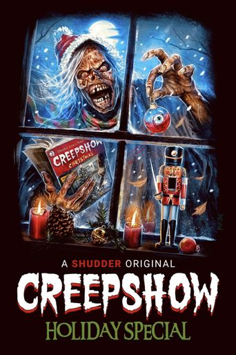 A Creepshow Holiday Special Poster