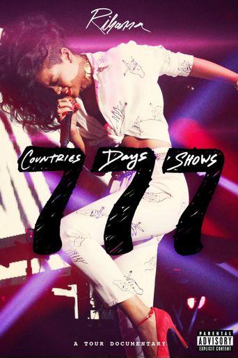 Rihanna 777 Poster