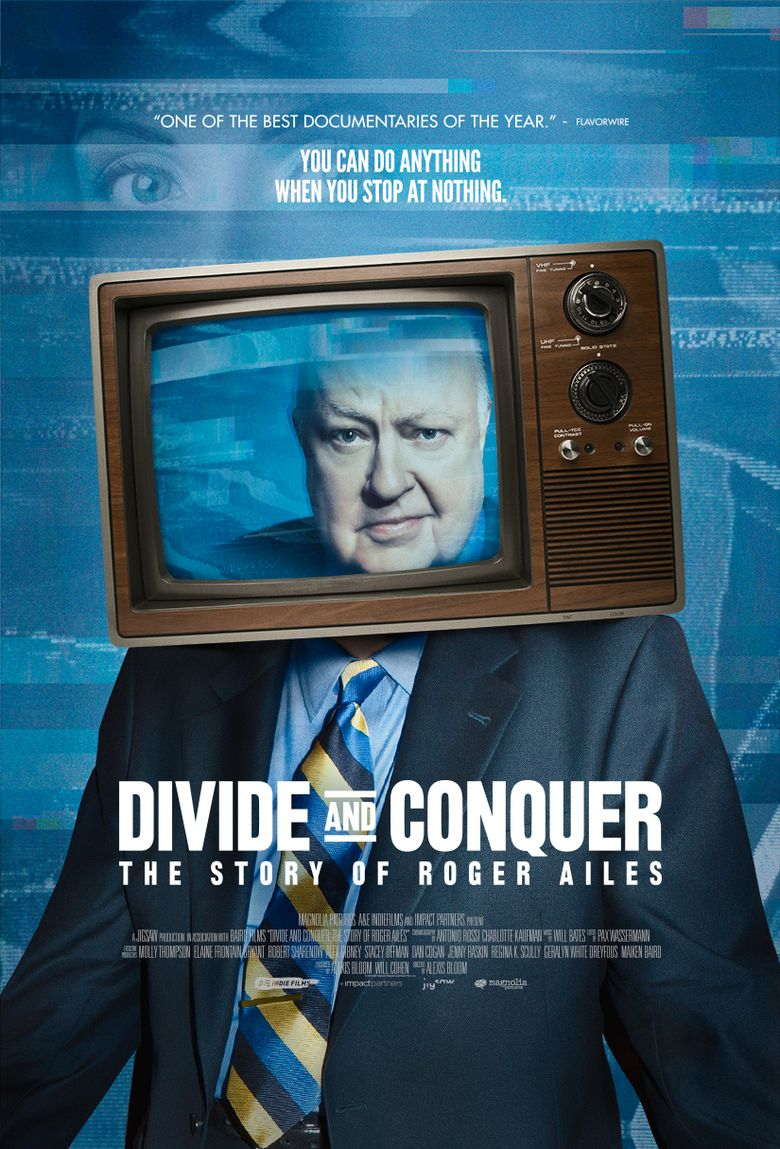 Divide and Conquer: The Story of Roger Ailes Poster