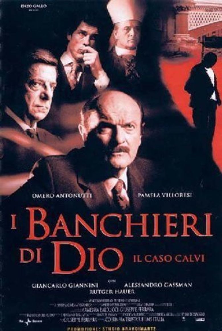 The Bankers of God: The Calvi Affair Poster