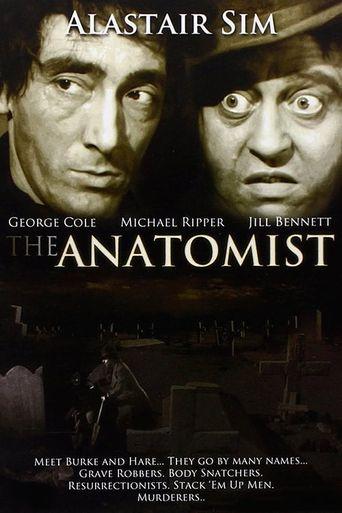 The Anatomist Poster