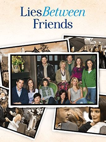Lies Between Friends Poster
