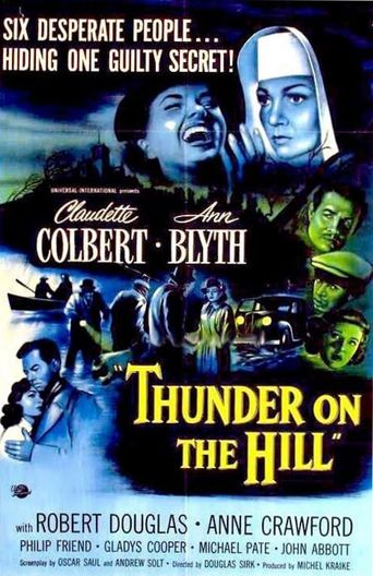 Thunder on the Hill Poster