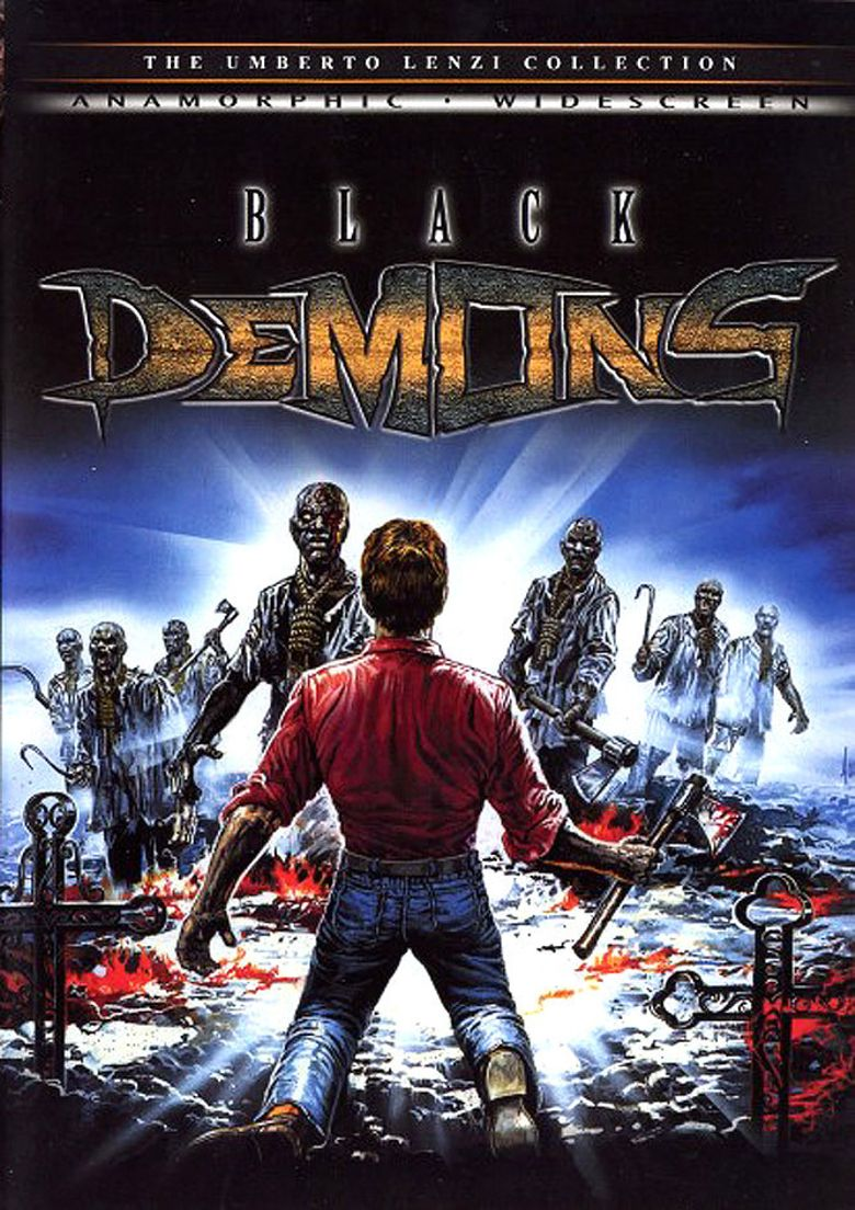 Black Demons Poster