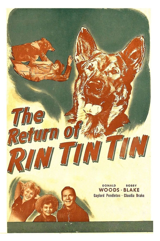 The Return of Rin Tin Tin Poster