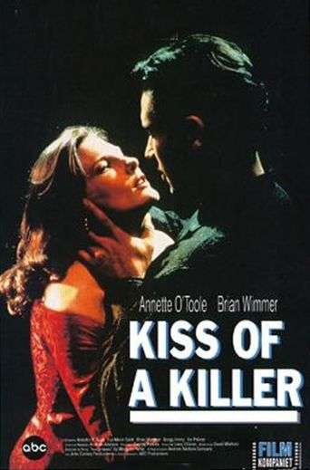 Kiss of a Killer Poster