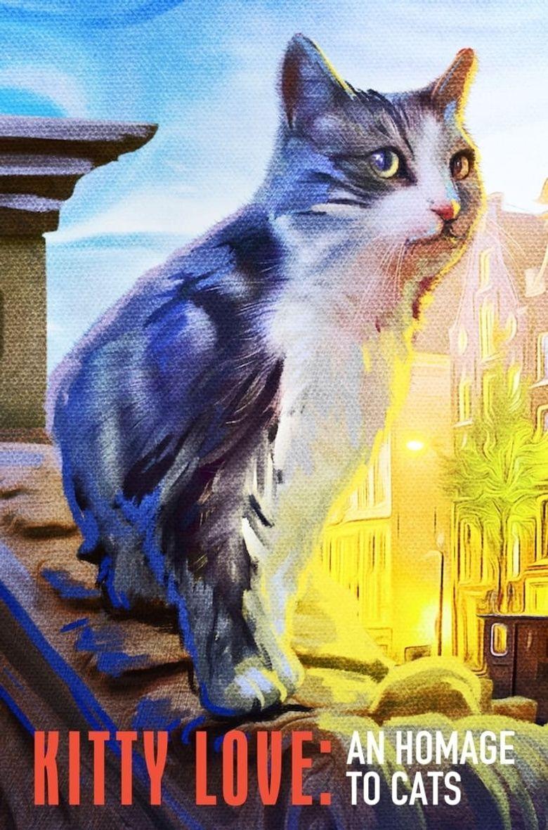 Poeslief: een ode aan de kat Poster