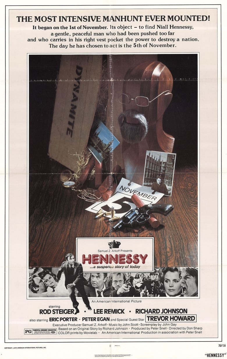 Hennessy Poster
