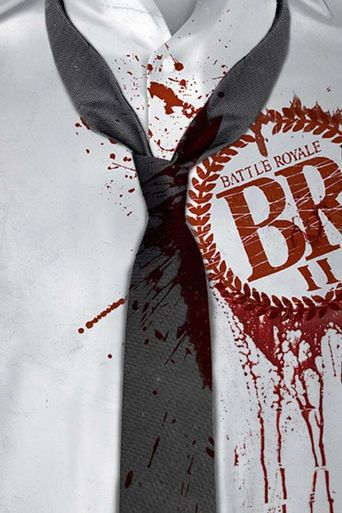 Battle Royale II: Requiem Poster