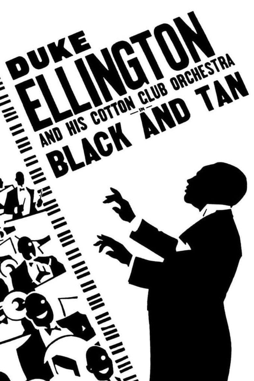 Black and Tan Poster