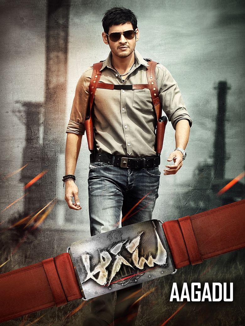 Aagadu Poster