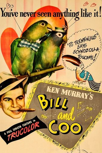 Bill and Coo Poster