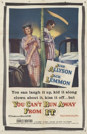 You Can't Run Away from It Poster