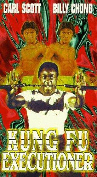 Kung Fu Executioner Poster