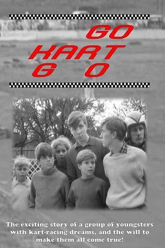 Go Kart Go Poster