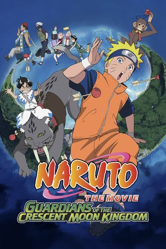 Watch Naruto the Movie: Guardians of the Crescent Moon Kingdom