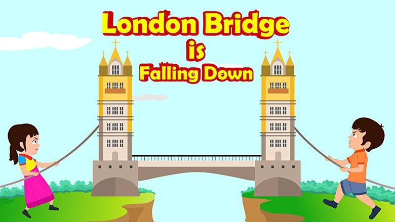 London Bridge Is Falling Down Poster
