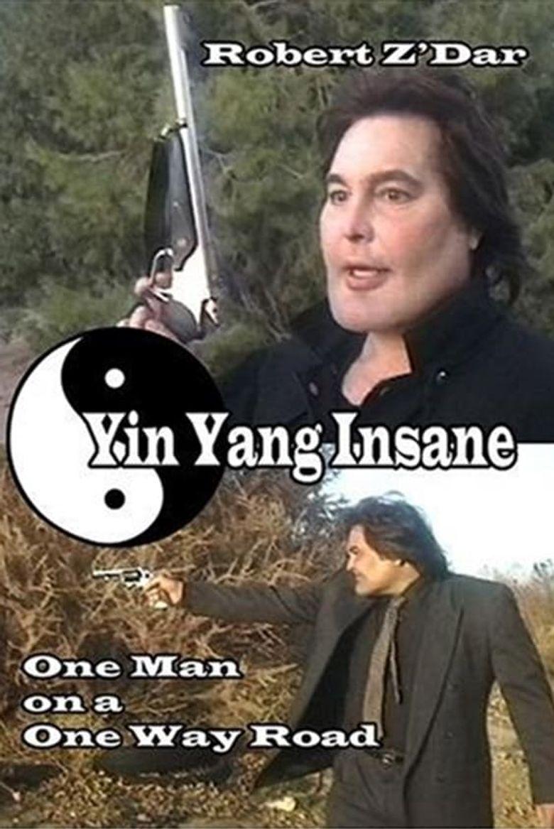 Yin Yang Insane Poster