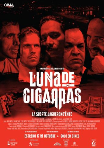 Luna de Cigarras Poster