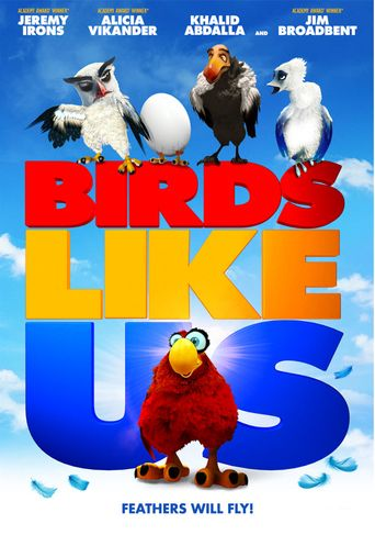 Birds Like Us Poster