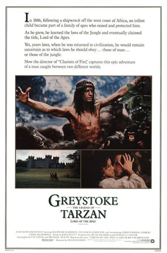 Watch Greystoke: The Legend of Tarzan, Lord of the Apes