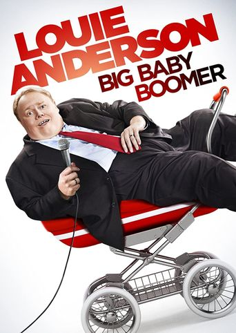 Louie Anderson: Big Baby Boomer Poster