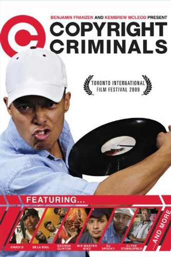 Copyright Criminals Poster
