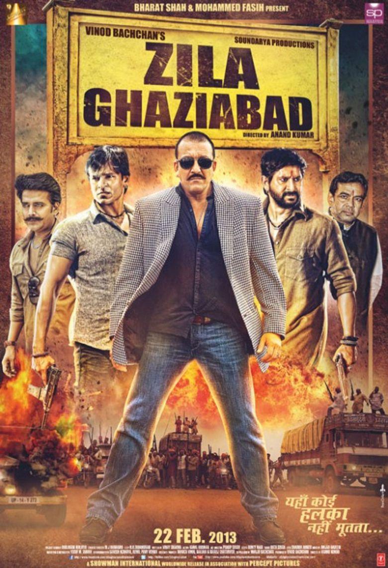 Zila Ghaziabad Poster