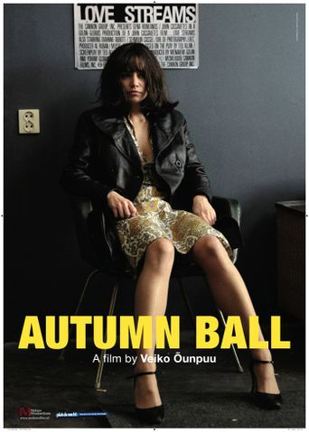 Autumn Ball Poster