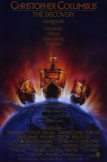 Christopher Columbus: The Discovery Poster
