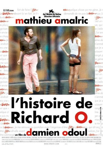 The Story of Richard O Poster